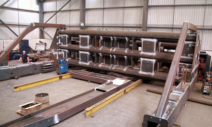 plate fabrication 1